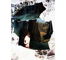 Extinct Photographic Print