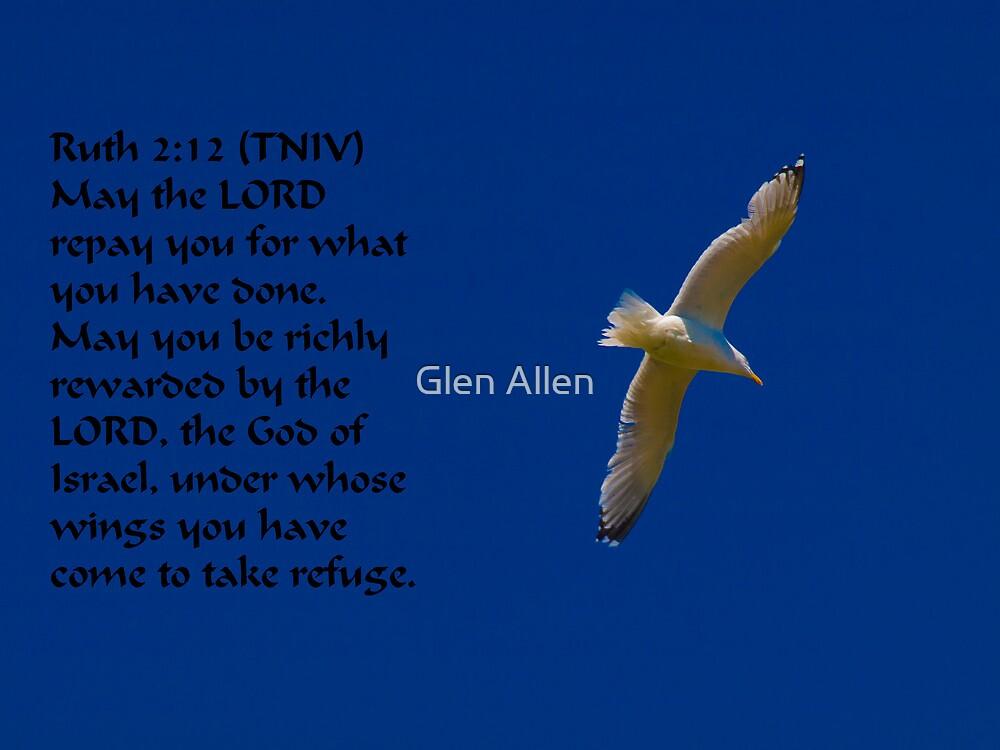 Ruth 2:12 by Glen Allen