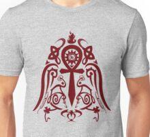 Ankh insane tribal tattoo Unisex T-Shirt