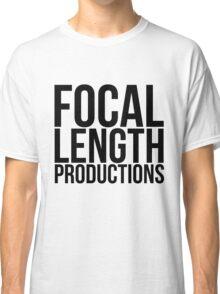 Focal Hoodie (Black Logo) Classic T-Shirt