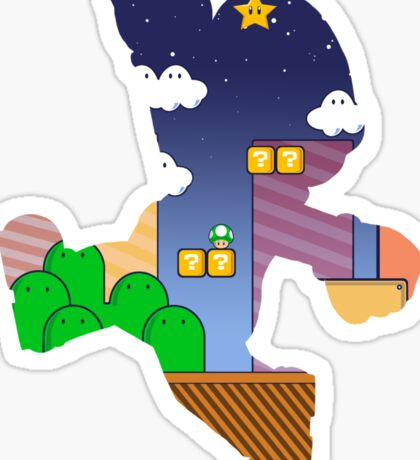Hero:Plumber Sticker