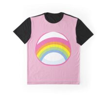 Cheer Care Bear Graphic T-Shirt