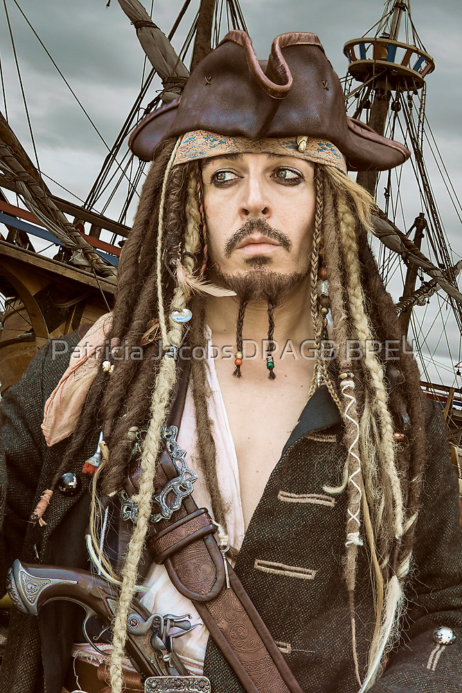 Captain Jack Sparrow  by Patricia Jacobs CPAGB LRPS BPE3