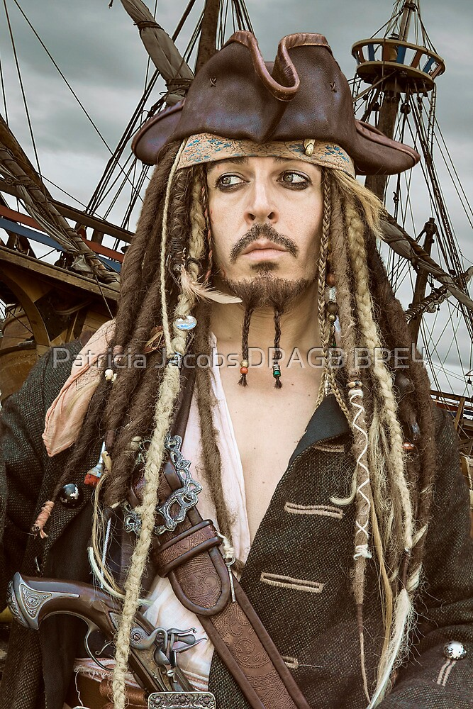 Captain Jack Sparrow  by Patricia Jacobs DPAGB LRPS BPE4