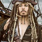 Captain Jack Sparrow  by Patricia Jacobs CPAGB LRPS BPE4