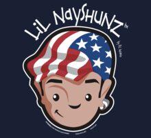 LiL Nayshunz™ - USA by lilnayshunz