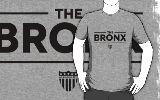The Bronx Shirt by typeo