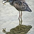 Low Tide Snack by Mikell Herrick