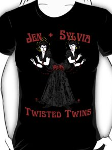 Twisted Victorian Twins T-Shirt