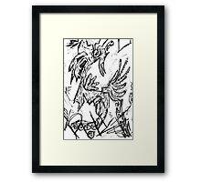 081 Framed Print