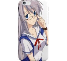 Clannad - Tomoyo with Glasses iPhone Case/Skin