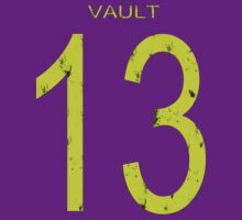 Vault 13 T-Shirt Fallout by icemanire