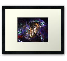 Artists Palette Framed Print