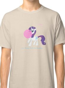 Rarity, Love Honesty and Sweetness  Classic T-Shirt
