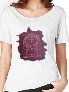Mines of Moria Women's Relaxed Fit T-Shirt