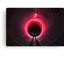 Tunnel Envy Canvas Print