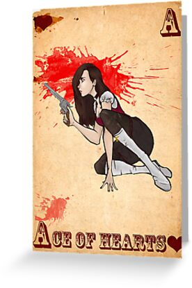 Ace of Hearts by ratgirlstudios