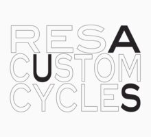 Simple Resa 'AUS' design by davegow