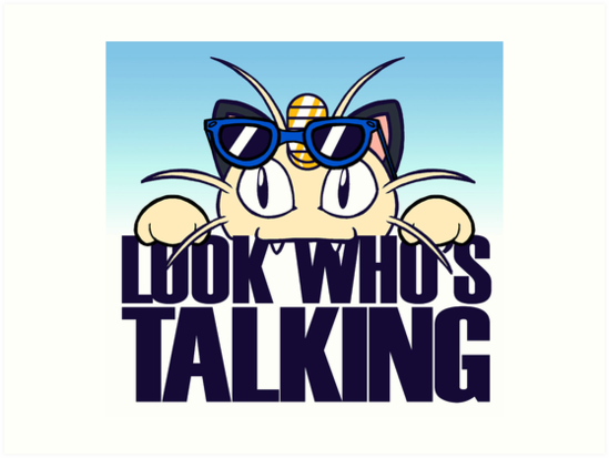 Look Who's Talking by Macaluso