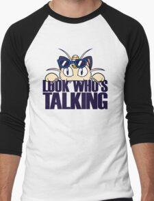 Look Who's Talking Men's Baseball ¾ T-Shirt
