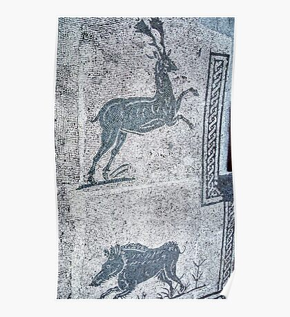 Boar and Stag Corporation Square Ostia 19840317 0019 Poster