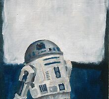 R2D2 by Renee Bolinger