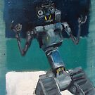 Johnny 5 by Renee Bolinger