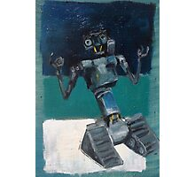 Johnny 5 Photographic Print