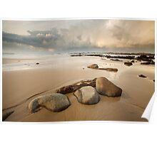 Sunshower Mystery Bay Poster