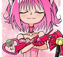 Magical Girl Collection #8 - Strawberry by gcio