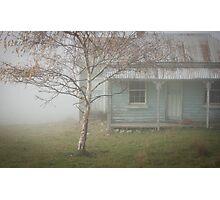 Abandoned. Photographic Print