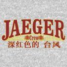 Jaeger Crew - Crimson Typhoon by Konoko479