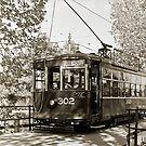 Bendigo Tram by Brett Rogers