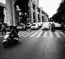 Bangkok Jam - Lomo by chylng