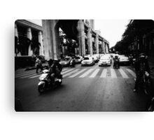 Bangkok Jam - Lomo Canvas Print