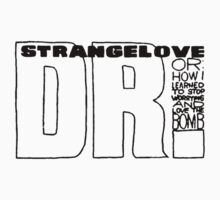 strangelove [dr]  black ink variation Kids Clothes