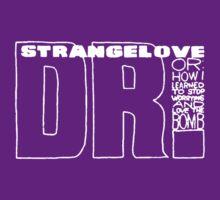 strangelove [dr] white ink iteration by dennis william gaylor