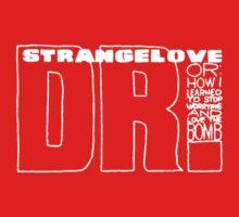 strangelove [dr] white ink iteration Kids Clothes