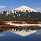 Mount Bachelor by DArthurBrown