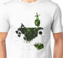 floating earth Unisex T-Shirt