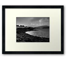 Late Evening in County Kerry Ireland Framed Print