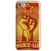 Revolution#1-Rise Up- iPhone Case/Skin