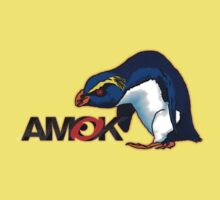AMOK - VXP - vin the xtreme penguin by dennis william gaylor
