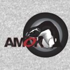 A M O K - pengu.i.an  by dennis william gaylor
