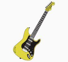 Strat yellow by GentryRacing