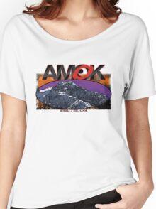AMOK - aoraki / mt. cook Women's Relaxed Fit T-Shirt