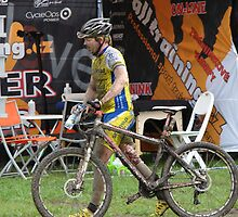 Mladá Boleslav TOUR CZ - racing mountain bikes IV. / Breakfast in the mud by Natas