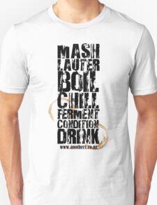 7 simple steps Unisex T-Shirt