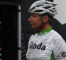 Mladá Boleslav TOUR CZ - racing mountain bikes IX. / black and white by Natas
