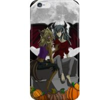 A Thiefshipping Halloween iPhone Case/Skin